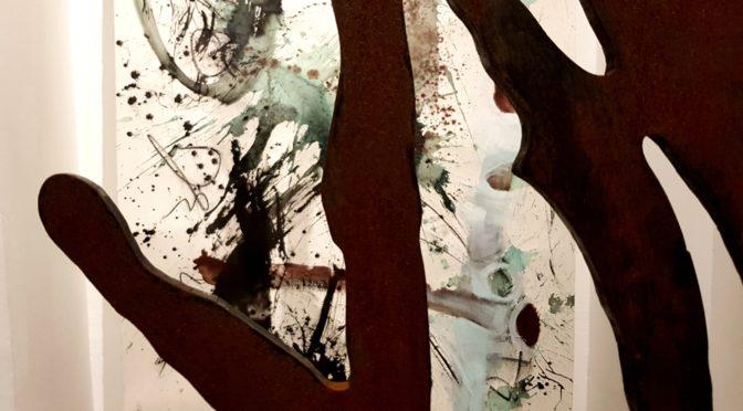 """Detalles de la exposición """"Deconstrucción"""""""