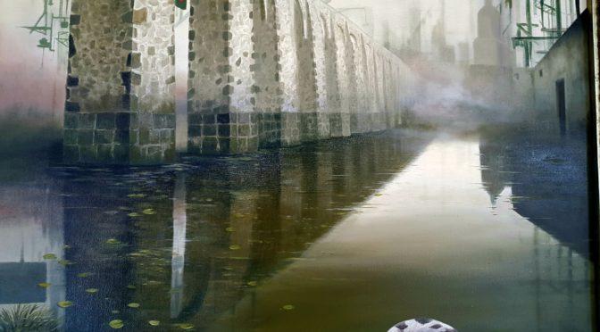 """Detalles de la exposición """"El Pintor y la Ciudad"""""""