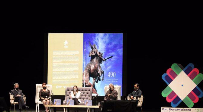 Concluye Foro Iberoamericano sobre Patrimonio Cultural