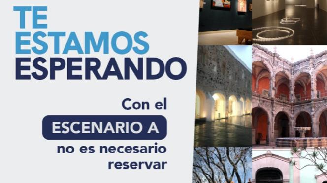 Invita Secretaría de Cultura a disfrutar teatros, museos y galerías